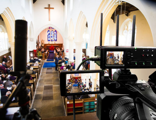 The Trends of Live Streaming – Church Services!